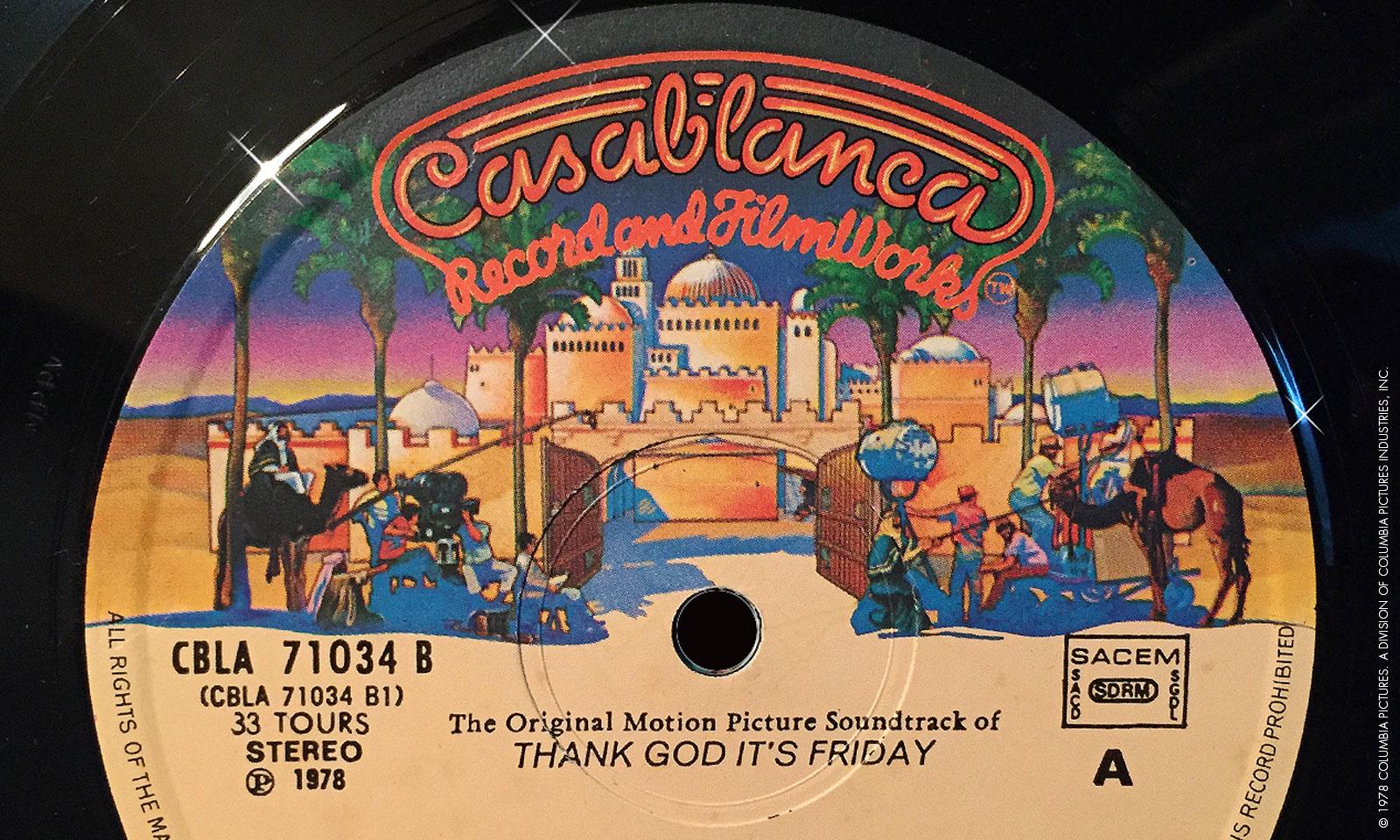 ORIGINAL LP FROM 1978
