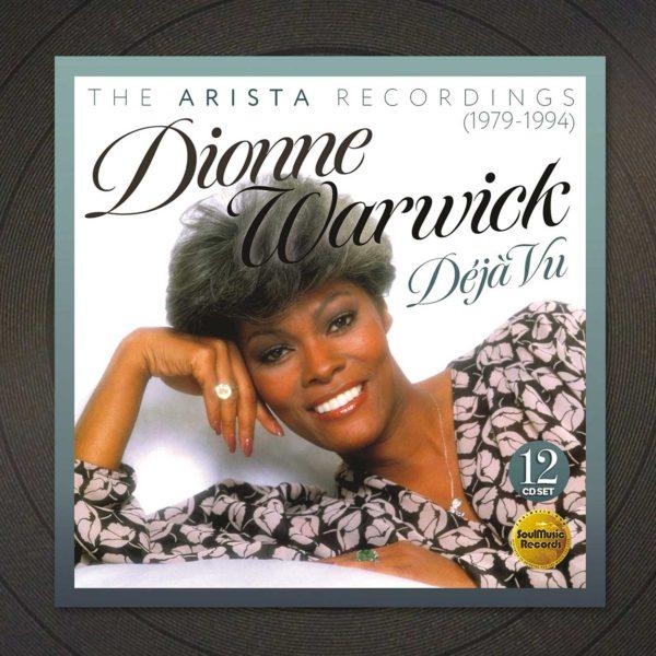 Dionne Warwick arista